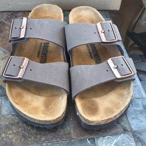 Birkenstock's Arizona sandals
